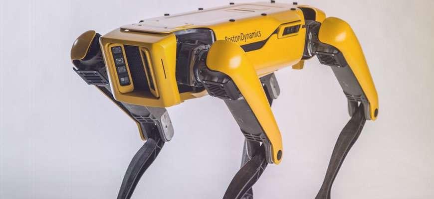 10 роботов от Boston Dynamics, которые удивляют