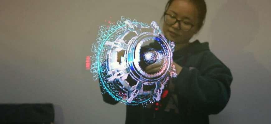 Что такое голографический проектор и как его выбрать?